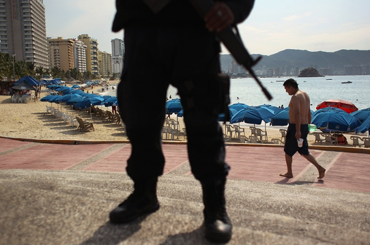 Drug Violence Plagues Mexican Resort Town Of Acapulco