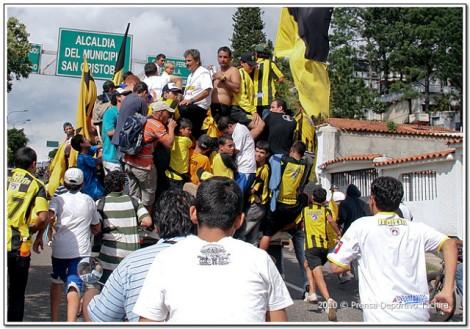 Deportivo Petare Vs Deportivo Tachira